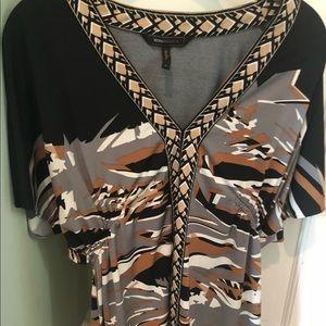 BCBG blouse size small